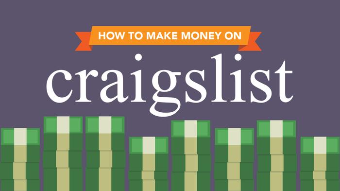 14 Ways to Make Money on Craigslist - CreditLoan com®