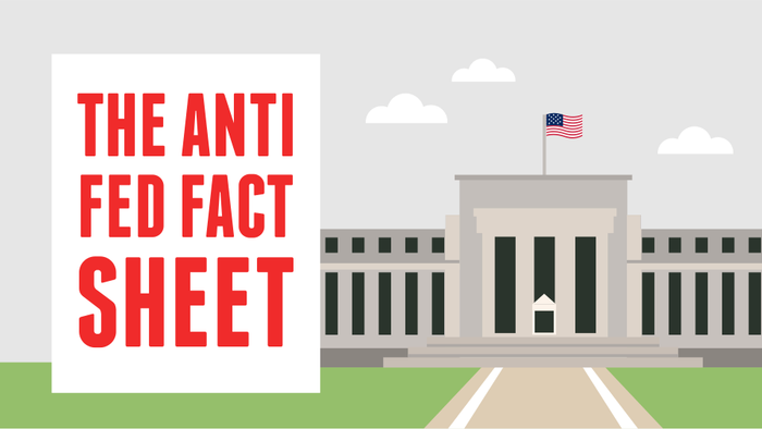 Pay Pnc Auto Loan >> The Anti-Fed Fact Sheet - CreditLoan.com®