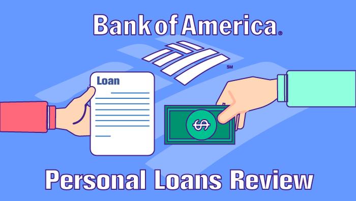 bank personal loans bank of america