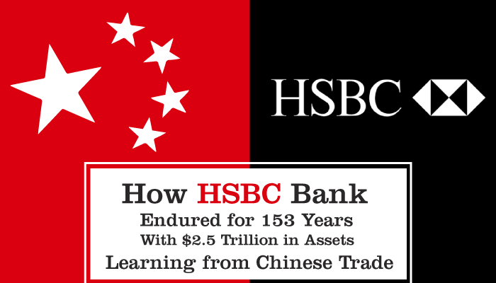 Lenders For Bad Credit >> How HSBC Bank Endured for 153 Years With $2.5 Trillion in ...