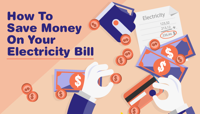how to save money on your electricity bill 0