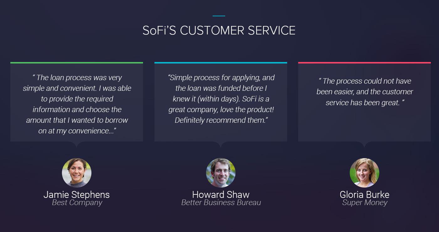 Sofi customer service
