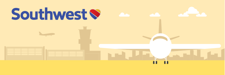 Southwest Airlines Header