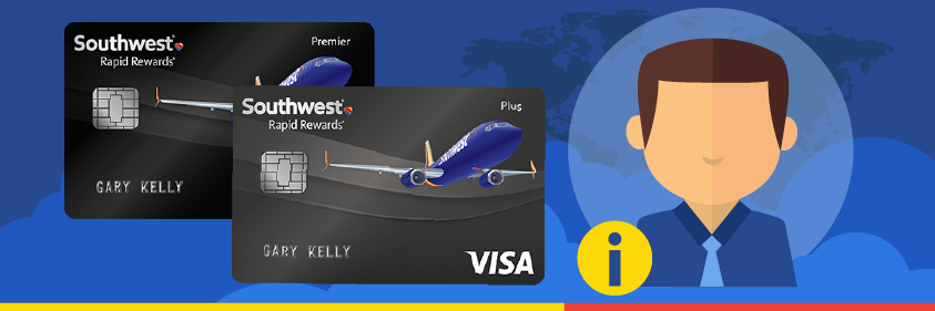 Southwest Credit Cards Account Information