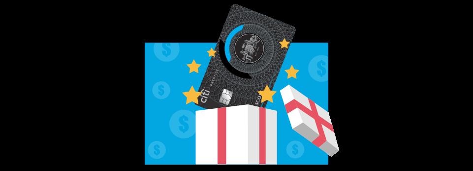 The Citi Prestige card is the best of the Citi Bonus bunch.