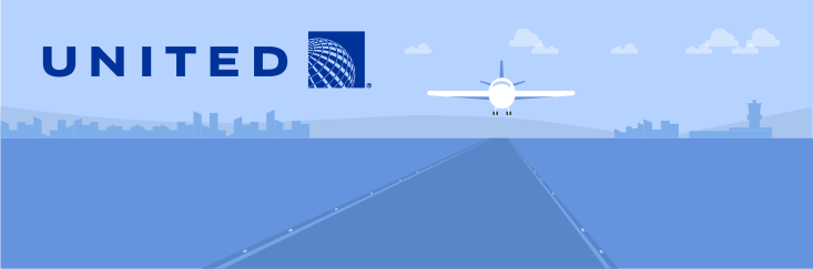 United Airlines Header