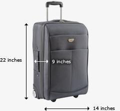 United Carry On Dimensions