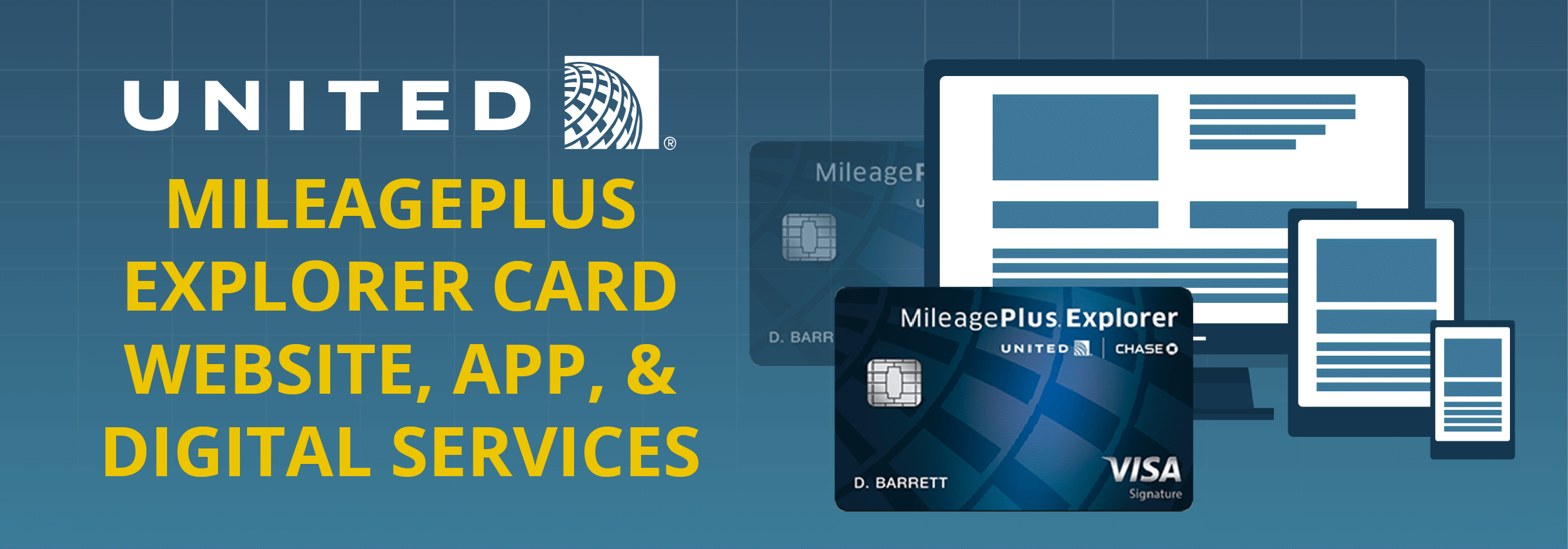 United Mileage Plus Explorer Credit Card Review - CreditLoan.com®