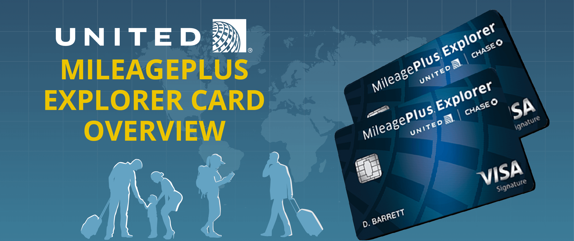 United Mileageplus Explorer Card Car Rental Insurance