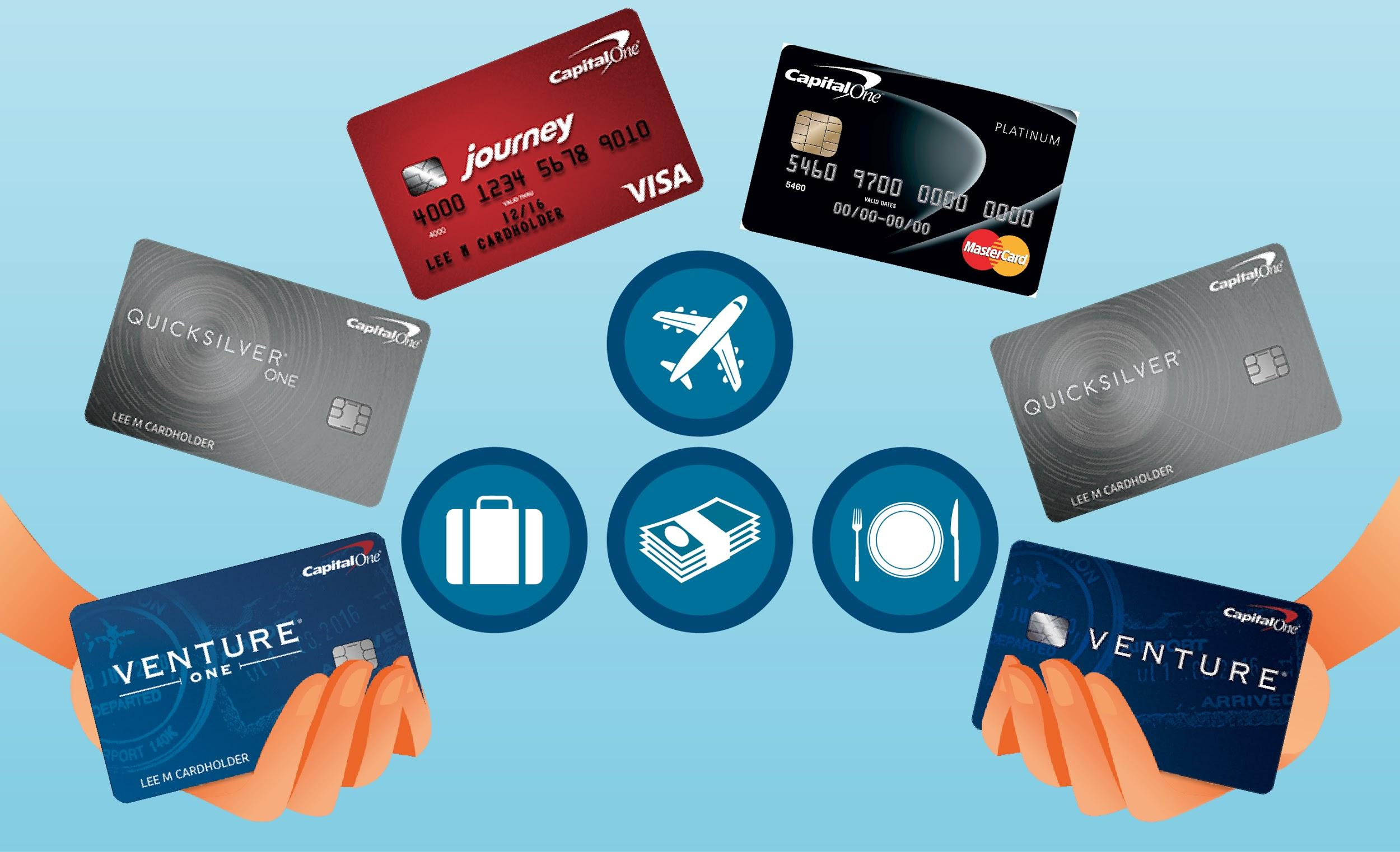 Capital one travel rewards credit cards creditloan variety of capital one travel rewards cards magicingreecefo Images