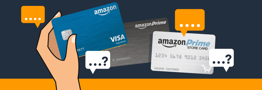 Amazon credit cards everything you need to know creditloan what are amazon credit cards and how do they work colourmoves Choice Image