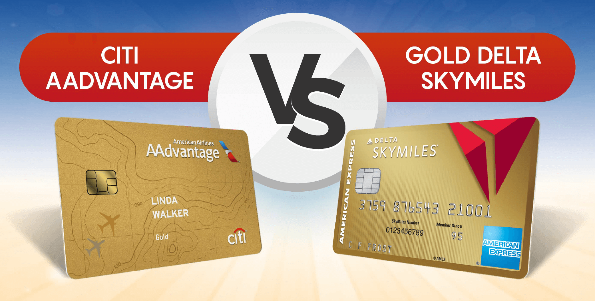 Compared: Citi AAdvantage vs. Gold Delta SkyMiles - CreditLoan.com®